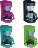 Cloer Filterkaffee-Automaten 5017 Pop up your kitchen 4er Display